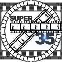 SUPER 35 LOGO SQUARE